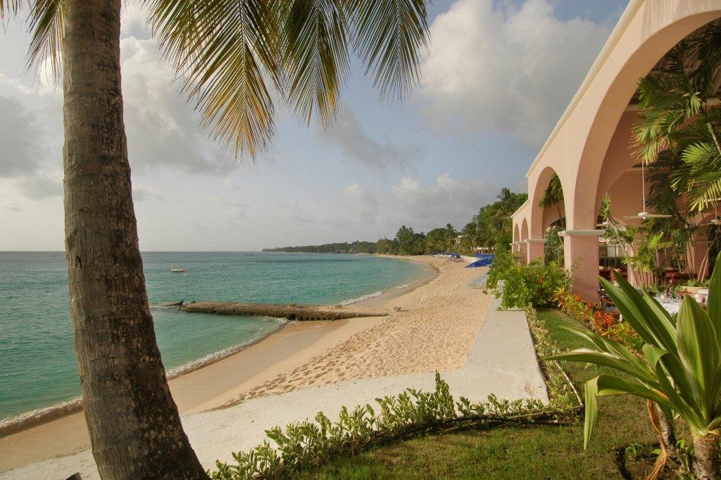 Beach by Palm Terrace