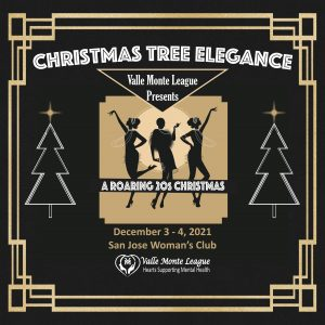 Valle Monte Christmas Tree Elegance 2021 Vidoe Valle Monte League Dedicated To Raising Funds That Provide And Promote Better Mental Health Since 1950